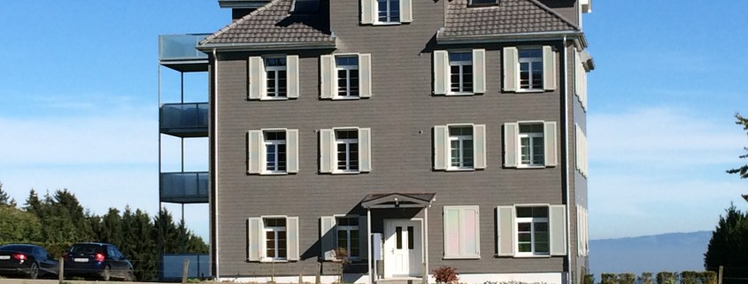 MFH Tannenbergstrasse Balkone