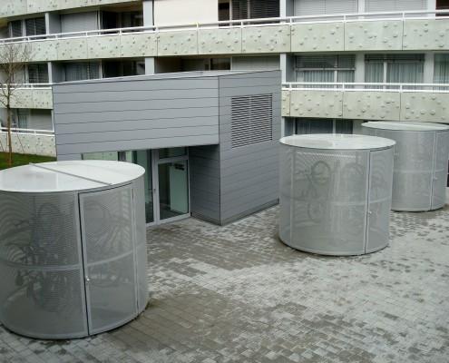 MFH Winterthur Veloständer