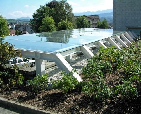 Schulhaus Mühlizelg Dach 02