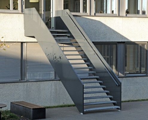 Forster Rohner Treppe