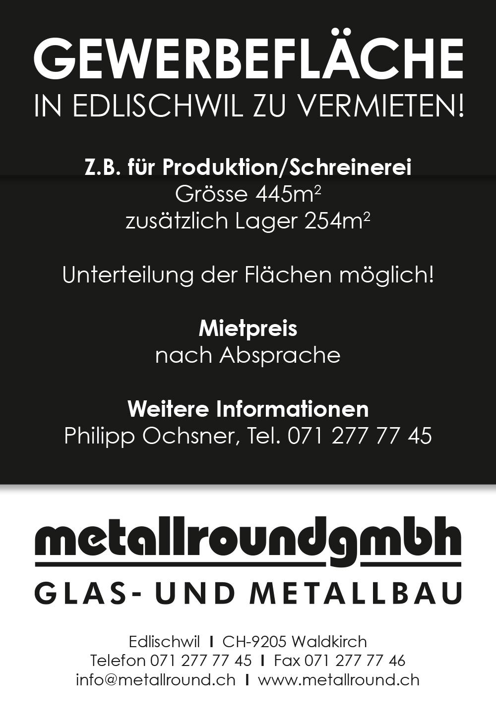 metallround_Gewerbeflaeche
